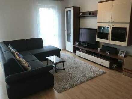 Sehr schöne 2,5-Zimmer-Wohnung ohne Balkon im 1.OG einer gepflegten Wohnanlage in Erlangen-Bruck