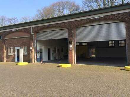 ca. 160 m² Lager- und 80 qm Bürofläche in einer Mieteinheit, Engl. Kaserne zu vermieten
