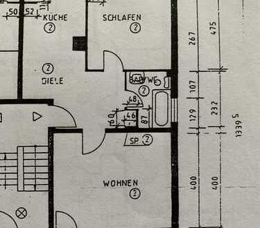 Gepflegte 2-Zimmer-Erdgeschosswohnung mit Balkon und EBK in Bilderstöckchen, Köln