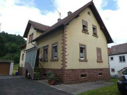 1-2 Familienhaus im Grünen