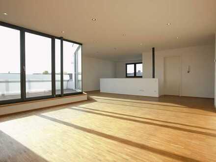 Ruhige, exklusive 3-Zimmer-Maisonette-Wohnung mit Dachterrasse im Kölner Westen