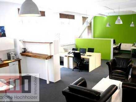 München-Westend - super Halle, Büro, Atelier, Theater - Loftcharakter -