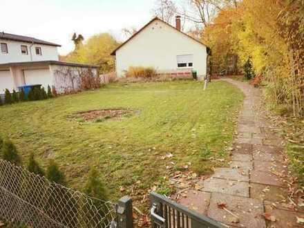 **Sonniges Baugrundstück für eine Doppelhaushälfte mit genehmigtem Bauvorbescheid in Lev.-Wiesdorf**