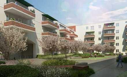 Traumhafte Erdgeschosswohnung mit Einbauküche und Terrasse unweit des Maschsees!