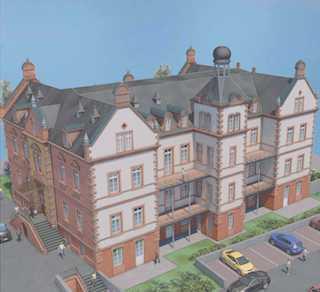 Moderne Praxis-, Büro- und Gewerbeflächen in historischem Ambiente, Hilgard-Haus in Zweibrücken City