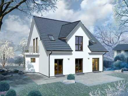 *Sonniges Baugrundstück *Haus mit vielen Extras * Ausbauhaus inkl. Keller*