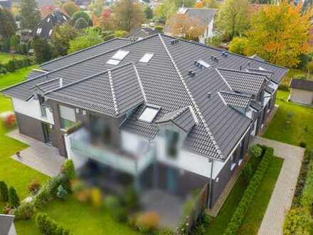 Exklusive Maisonette-Wohnung in Bestlage von Fleestedt / Seevetal