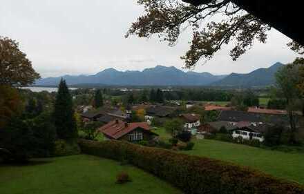 Traumhaftes Grundstück mit einer Fläche von 16.920m² und einzigartigem Ausblick auf die Berge und de