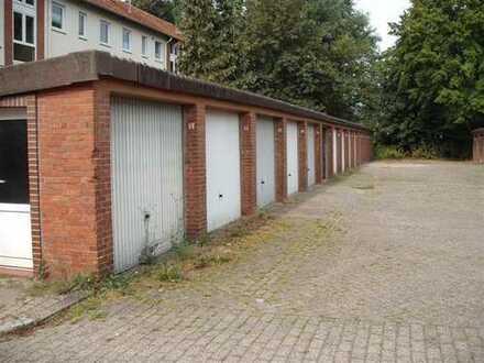 Abschließbare Einzel-Garagen zu vermieten