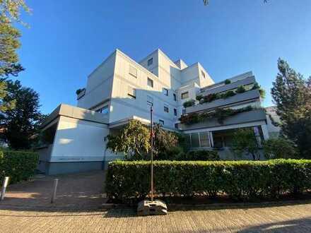 Direkt an der Pfinz - großzügige 2-Zimmerwohnung in Durlach