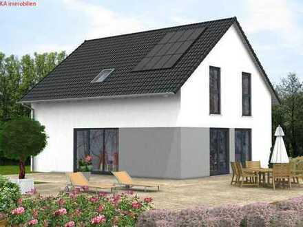"""Satteldachhaus: Energie-""""Speicher-Plus""""-Haus 150 in KFW 55, Mietkauf/Basis ab 676,-EUR m"""