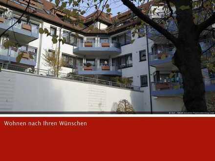 Schöne 2 Zi- Wohnung mit Balkon und guter Anbindung zur A14!!!