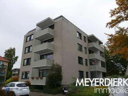 Bürgerfelde - Starklofstraße: 2-Zimmer-Wohnung mit Balkon im 2. Obergeschoss ruhige, zentrale Lage