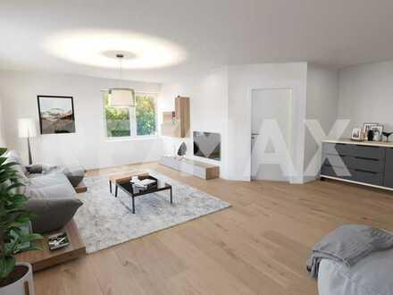 Mit wenigen Handgriffen haben Sie eine helle 3-Zimmer Wohnung mit 117 m²!