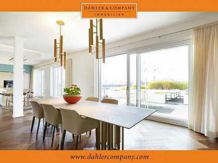Exklusives Penthouse im beliebten Wohnquartier in Pempelfort