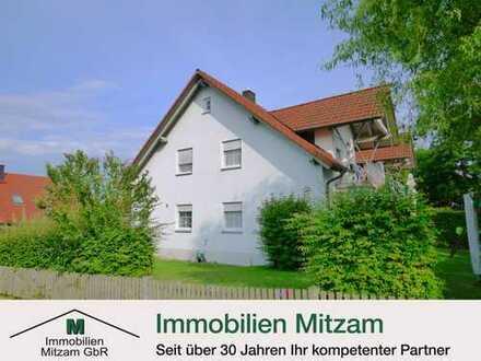 Gepflegte Doppelhaushälfte in Dietfurt/Töging (Altmühltal)