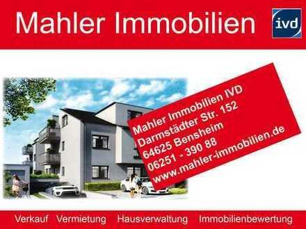 Neubau-Erstbezug - schicke 4 ZKB Erdgeschosswohnung