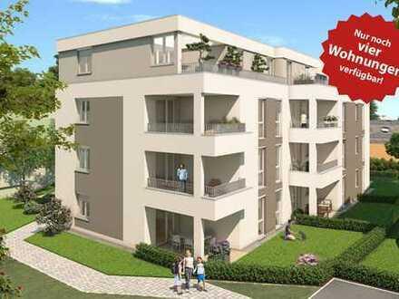Neubauwohnung: 3 ZKB mit Platz für die Familie und privatem Garten!