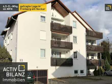 4,5 Zi.-Whg. - gefragte Lage in Freiberg am Neckar