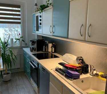 Schöne 2-Zimmer-Wohnung mit Balkon und Einbauküche in Chemnitz