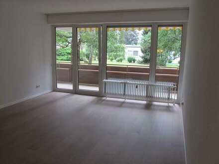 ruhige 2-Zimmer-Wohnung mit Balkon und Einbauküche in Rheinbach