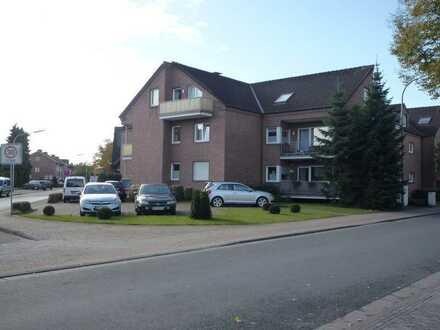 Gepflegte 2,5 Zimmer-DG-Wohnung auf der Weseler Landstraße zu vermieten