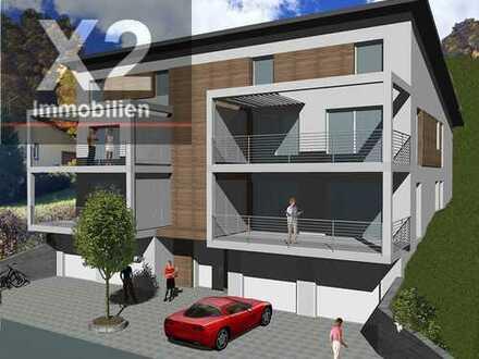 Komfortable, barrierefrei Neubauwohnung im Philosophenweg in Daun in einem EnergieGewinnHaus