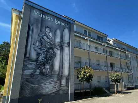 Kapitalanlage: Vermietete  3-Zimmer-Eigentumswohnung in der Cité