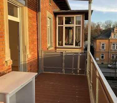 CITY: Edle DG Wohnung ** Wirlpool ** EBK Balkon **