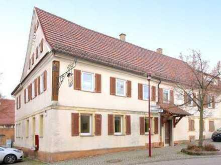 Außergewöhnliches Renditeobjekt ehemaliger Gasthof - Denkmalschutz!