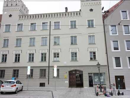 Ulrichsplatz, Maximilianstraße, Büro in zentraler Lage in historischem Gebäude