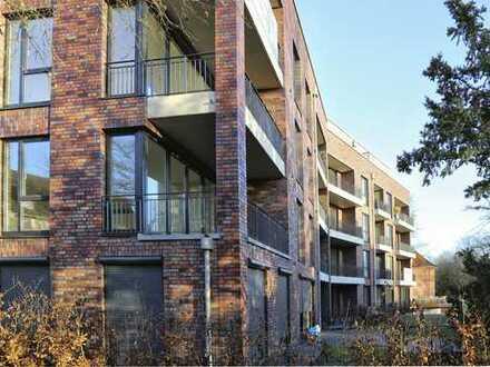 Erstbezug! Tolle 3-Zimmer-Neubauwohnung mit Balkon im beliebten Fuhlsbüttel zu vermieten