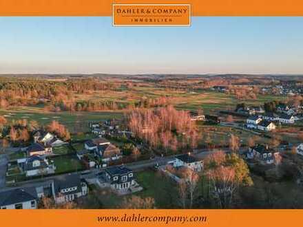 Das perfekte Grundstück für Ihr Traumhaus am Golf- und Country Club Seddiner See