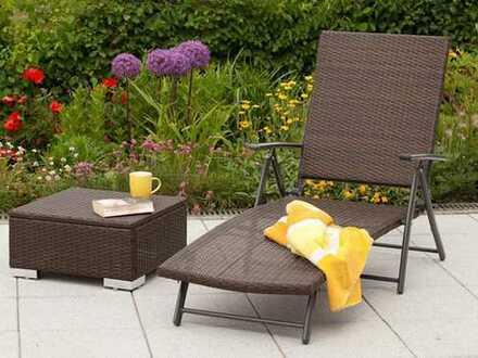 Jeder findet seinen Lieblingsplatz in der neuen 4-Zimmer-Wohnung mit Garten !