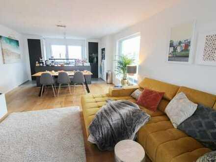 Wohntraum am Stadtholz: Exklusives Penthouse mit Dachterrasse und eigenem Aufzug