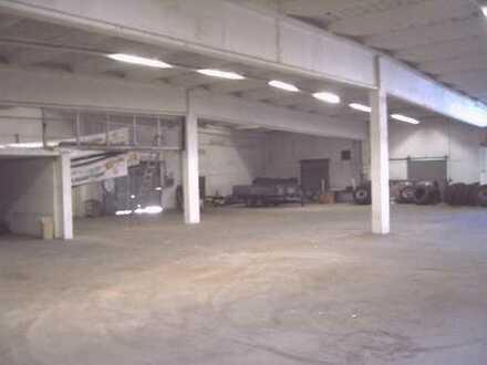 Lager- und Produktionshalle mit Verkaufsflächen in zentraler Lage in Gerolstein