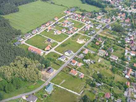 Ihr Eigenheimgrundstück am Spremberger Stausee