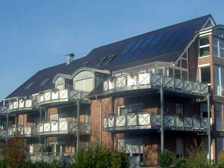 Schöne 3-ZKB Wohnung mit Blick auf die Ems zu vermieten!