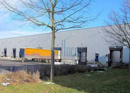2.000 - 10.000 m² moderne & teilbare Lagerflächen