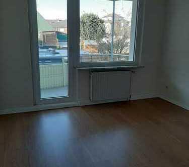 Helle und gut geschnittene 3 Zimmer Wohnung mit Balkon in Wesel Innenstadt