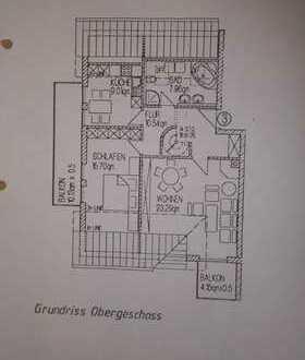 Modernes, helles und ruhiges WG-Zimmer mit Küchen- und Badezimmermitbenutzung