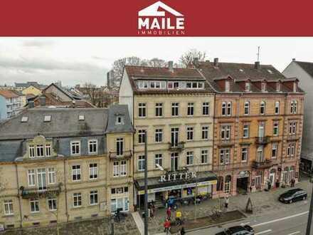 Ca. 4% Rendite, Kaiserallee, voll vermietetes Mehrfamilienhaus