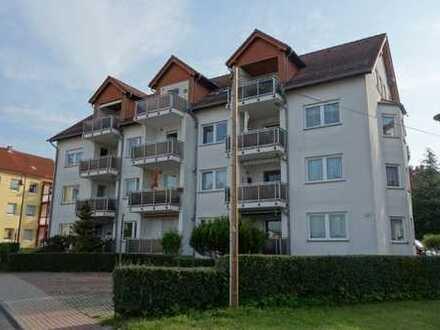 Für Kapitalanleger - gut vermietete Wohnung in Creuzburg
