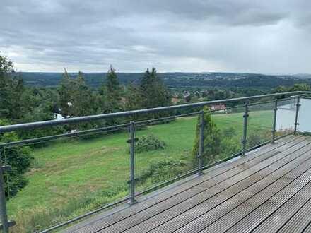 Wunderschöne, gepflegte Terrassenwohnungmit Balkon und eigenem Garten in Bochum Stiepel
