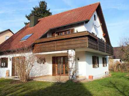 Einfamilienhaus in zentraler und ruhiger Lage
