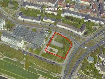 Grundstücksveräußerung nach Konzeptqualität: Mannheim-Neckarstadt Schafweide