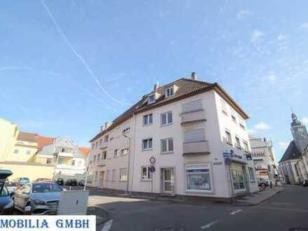 Schöne 3 ZKB Wohnung mit Balkon in direkter Innenstadtlage von Zweibrücken ab 01.02.2020