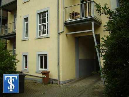 113/19 - vermietete 3-Zimmer-Etagenwohnung im EG mit Wanne und Balkon in Plauen (Westend / Sternp...