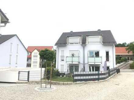 MODERNES FAMILIENIDYLL - Neuwertige DHH mit Garage & Garten in naturnaher Umgebung + S-Bahn