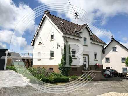 Ein-/Zweifamilienhaus mit kleinem Grundstück in Littfeld